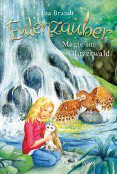 Eulenzauber - Magie im Glitzerwald Cover