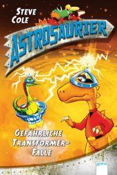 Astrosaurier - Gefährliche Transformer-Falle Cover
