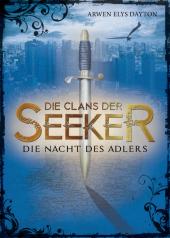 Die Clans der Seeker - Die Nacht des Adlers Cover