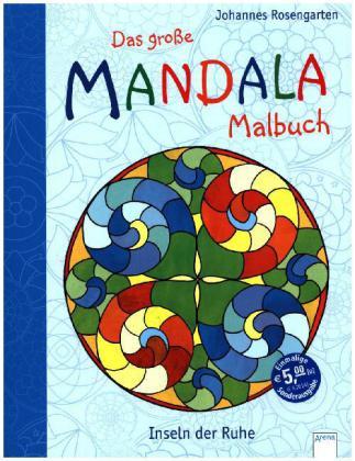 Das große Mandala-Malbuch für Kinder