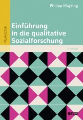 Einführung in die qualitative Sozialforschung Cover