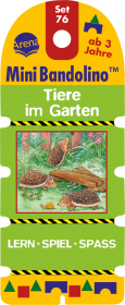 Tiere im Garten Cover