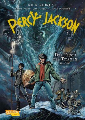 Percy Jackson (Comic) - Der Fluch des Titanen