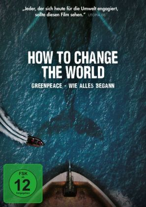 How to change the World, 1 DVD
