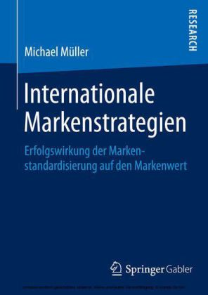 Internationale Markenstrategien