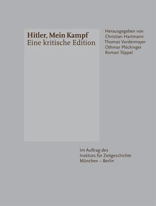 Mein Kampf - Eine kritische Edition, 2 Bde.