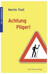 Achtung Pilger! Cover
