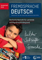 Fremdsprache Deutsch Cover