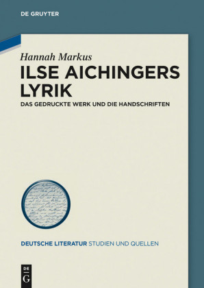 Ilse Aichingers Lyrik