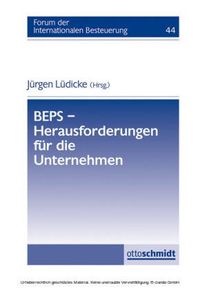 BEPS-Herausforderungen für die Unternehmen