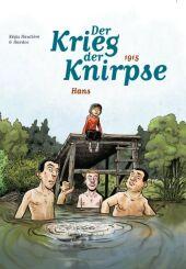 Der Krieg der Knirpse - 1915, Hans Cover