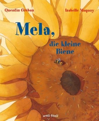 Mela, die kleine Biene