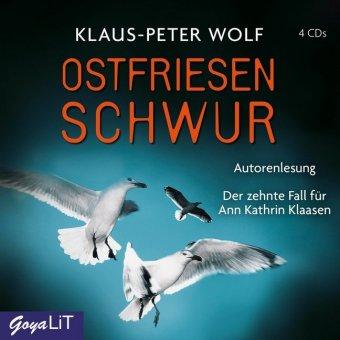 Ostfriesenschwur, 4 Audio-CDs