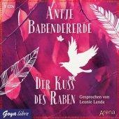 Der Kuss des Raben, 4 Audio-CDs Cover