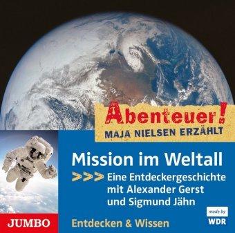 Mission im Weltall, 1 Audio-CD