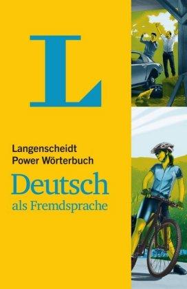 Langenscheidt Power Wörterbuch Deutsch als Fremdsprache