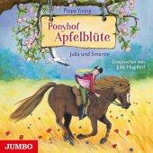 Ponyhof Apfelblüte - Julia und Smartie, 1 Audio-CD Cover