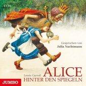 Alice hinter den Spiegeln, 3 Audio-CDs Cover