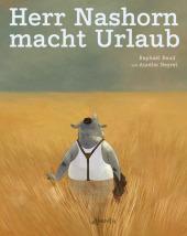 Herr Nashorn macht Urlaub Cover
