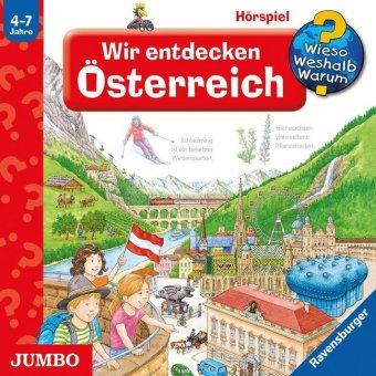 Wir entdecken Österreich, Audio-CD