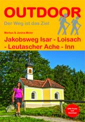 Jakobsweg Isar - Loisach - Leutascher Ache - Inn Cover