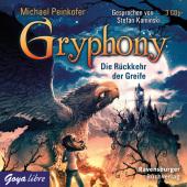 Gryphony - Die Rückkehr der Greife, Audio-CDs
