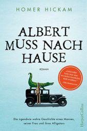 Albert muss nach Hause Cover