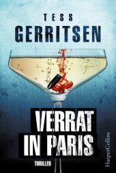 Verrat in Paris Cover