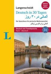 Langenscheidt Deutsch in 30 Tagen, Persische Ausgabe mit Audio-CD Cover