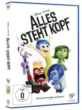 Alles steht Kopf, 1 DVD Cover