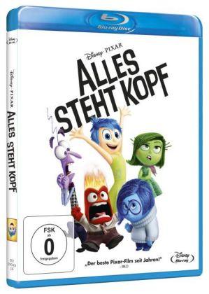 Alles steht Kopf, 1 Blu-ray