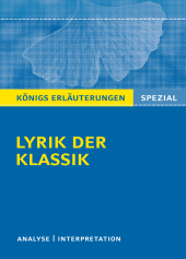 Lyrik der Klassik Cover