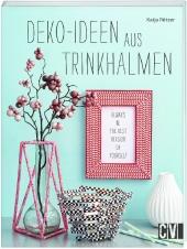 Deko-Ideen aus Trinkhalmen Cover