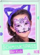 Schminkspaß für Kids Cover