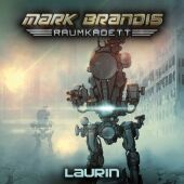 Raumkadett - Laurin, 1 Audio-CD Cover