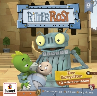 Ritter Rost - Der Babysitter, Audio-CD