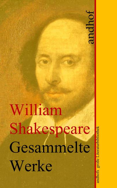 William Shakespeare Gesammelte Werke Samtliche