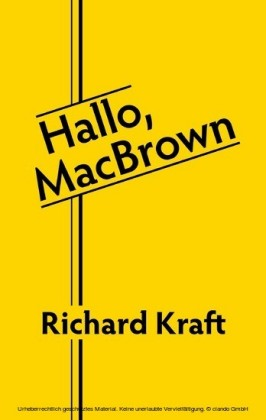 Hallo, MacBrown