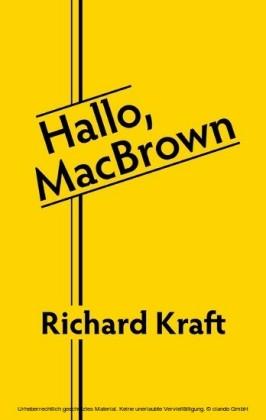 Hallo, MacBrown