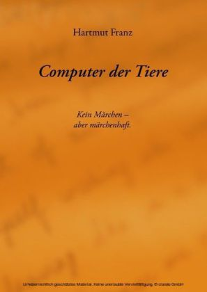 Computer der Tiere