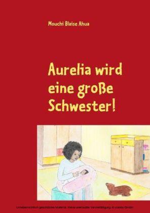 Aurelia wird eine große Schwester!