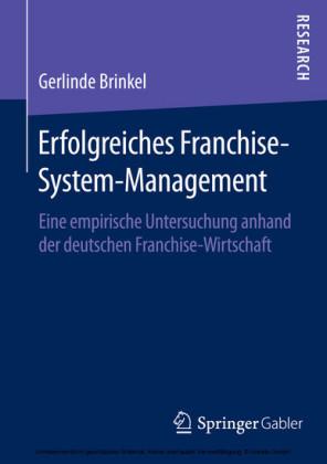 Erfolgreiches Franchise-System-Management