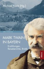 Mark Twain in Bayern Cover