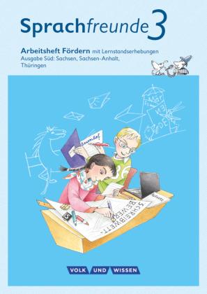 3. Schuljahr, Arbeitsheft Fördern mit Lernstandserhebungen