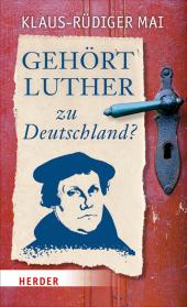 Gehört Luther zu Deutschland? Cover