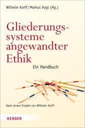 Gliederungssysteme angewandter Ethik Cover