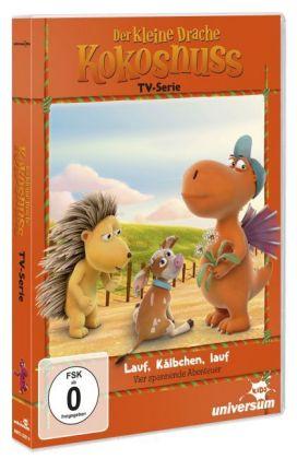 Der kleine Drache Kokosnuss TV Serie, 1 DVD