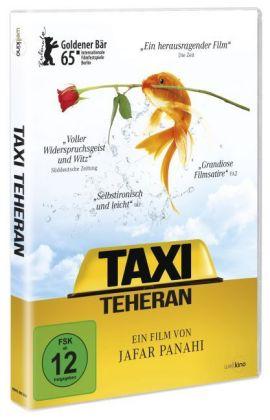 Taxi Teheran, 1 DVD