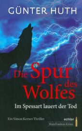 Die Spur des Wolfes Cover