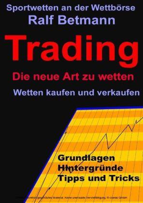 Sportwetten an der Wettbörse - Trading